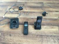 Panasonic digital cordless phones
