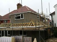Reliable Builder:Domestic/Commercial, Extensions/Dormer lofts, Brickwork/Roofing, Kitchens/Bathrooms