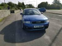 2004 Audi A4 sport