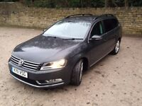 volkswagen passat estate 1.6tdi bluemotion 2 previous owners full service history