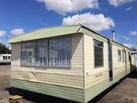 Static caravan - perfect for farm/equestrian use