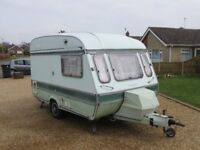 Elddis GT Whirlwind Caravan. Very Clean !!!!