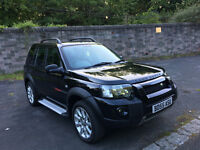 2005 LAND ROVER FREELANDER SPORT TD, NEW CLUTCH AND FLYWHEEL, LONG MOT, F/S/H, 4X4, NICE RUNNER