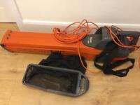 Flymo garden vac electric leaf blower