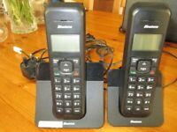 Twin Telephones - Binatone