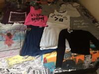 Girls 9-10 bundle (hardly been worn)