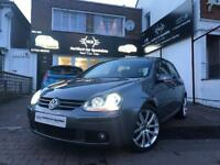 2005 VW GOLF 2.0 GT TDI SPORT AUTO DSG 5 DOOR - FULL SPEC MK5 - NOT 1.9 TDI MATCH SE ETC