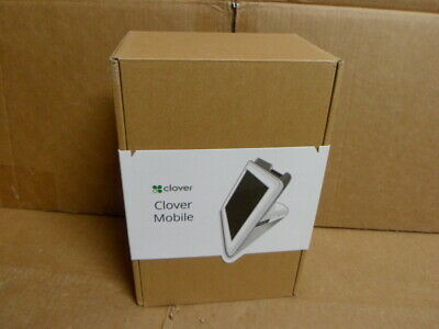 Clover Mobile 3g Model Number C201 New Pos Credit Card Reader Touchscreen