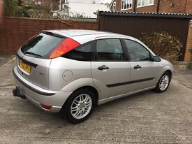 Ford Focus lx ddci - diesel - 5dr - Price Reduced - need the space