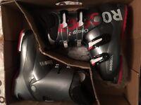 Kids/Children's ski boots Rossignol comp J 4 size 23.0 (UK size 4)