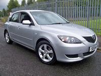 2004 Mazda 3 Ts2 Mazda3 2.0 Ts2 - Great Car with a Long MOT & Full Service History