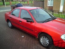 mk 1 ford mondeo classic
