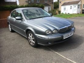 Jaguar X-type diesel manual clean car drives nice