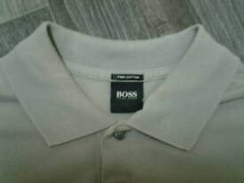 GENUINE HUGO BOSS TEE SIZE L