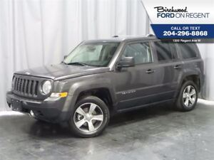 2017 Jeep Patriot High Altitude Edition 4X4*Leather/Moon Roof*