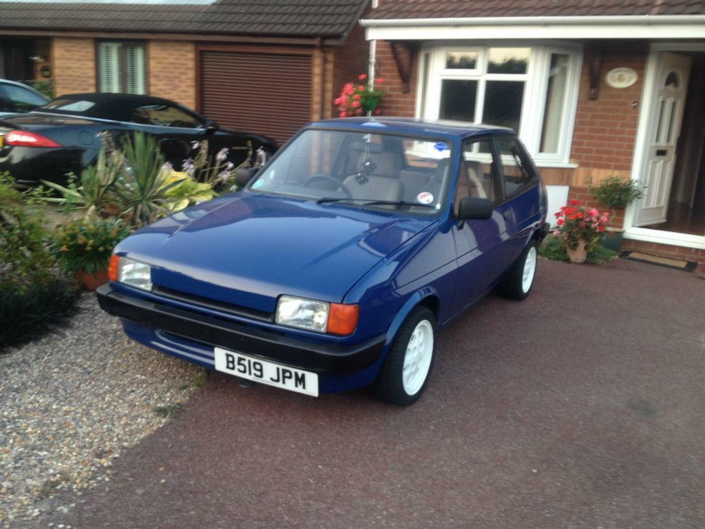 1984 ford fiesta mk2 1 3 sold ipswich retro rides. Black Bedroom Furniture Sets. Home Design Ideas