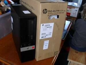 HP CORE i5 AND BRAND NEW MONITOR Cooks Hill Newcastle Area Preview