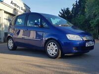 2007 Fiat Idea Diesel, 3 Months Warranty,Great Condition, Long Mot, Hpi Clear, 1595 Ono