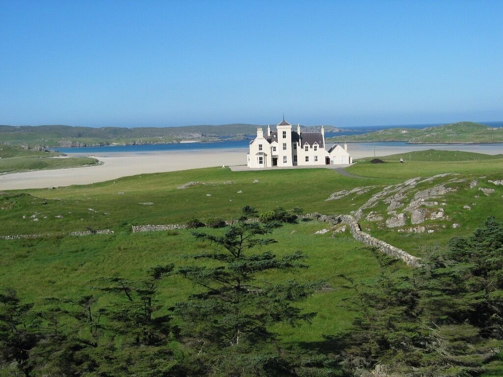 Housekeeper/Waitress required April-October for guesthouse, ISLE OF LEWIS £410 per week. Live-in.