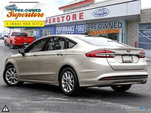 2017 Ford Fusion SE***NOT a rental*** Windsor Region Ontario image 4