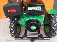 New Agrotech Model 1050A Tiller/Culivator 16HP 12KW Gasoline
