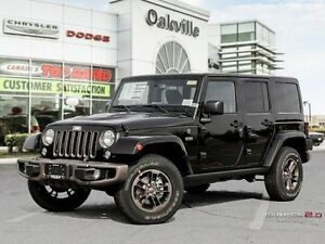 2017 Jeep Wrangler 75TH ANV EDITION | DEMO CLEAROUT | HUGE SAVIN