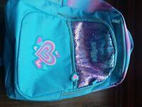 Smiggle girls rucksack exc condition
