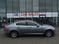 2008 58 JAGUAR XF 2.7 LUXURY V6 4d AUTO 204 BHP**** GUARANTEED FINANCE **** PART EX WELCOME ****
