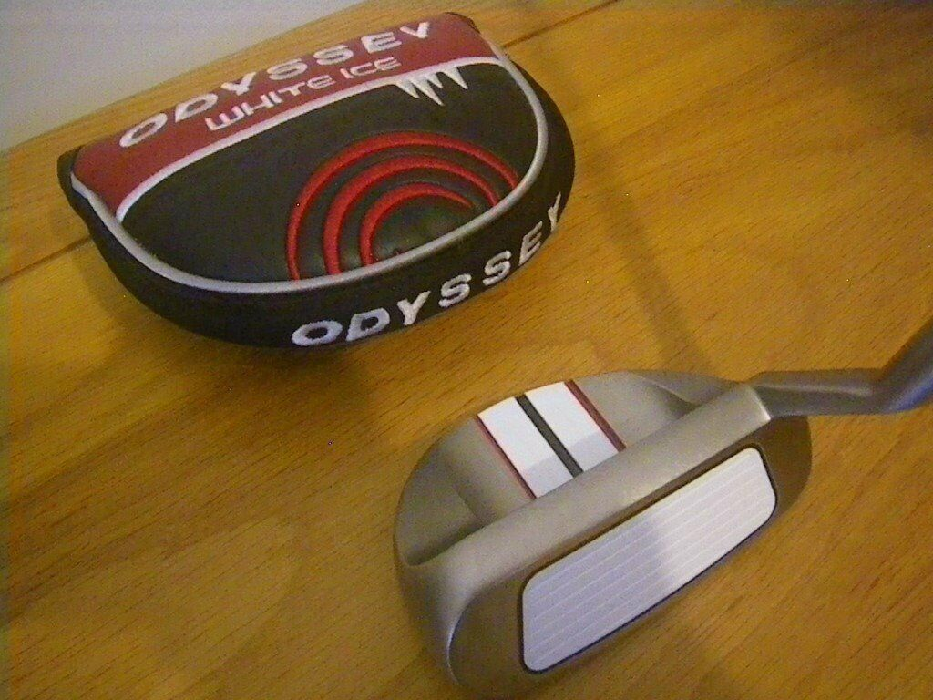new design get online best authentic CALLAWAY ODYSSEY CHIPPER. 37 DEGREE X-ACT TANK. ALMOST NEW.   in  Livingston, West Lothian   Gumtree