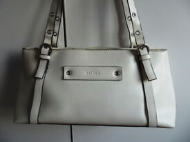 Matties white handbag
