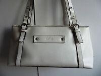 Matties white handbag