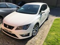 Seat, LEON FR 184, FSH, TECH Pack, Winter Pack , Hatchback, October 2015, Manual, 1968 (cc), 5 doors