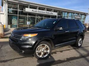 2013 Ford Explorer Limited 4D Utility V6 4WD