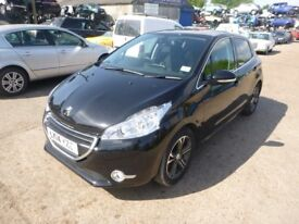 PEUGEOT 208 - LK14YZC - DIRECT FROM INS CO