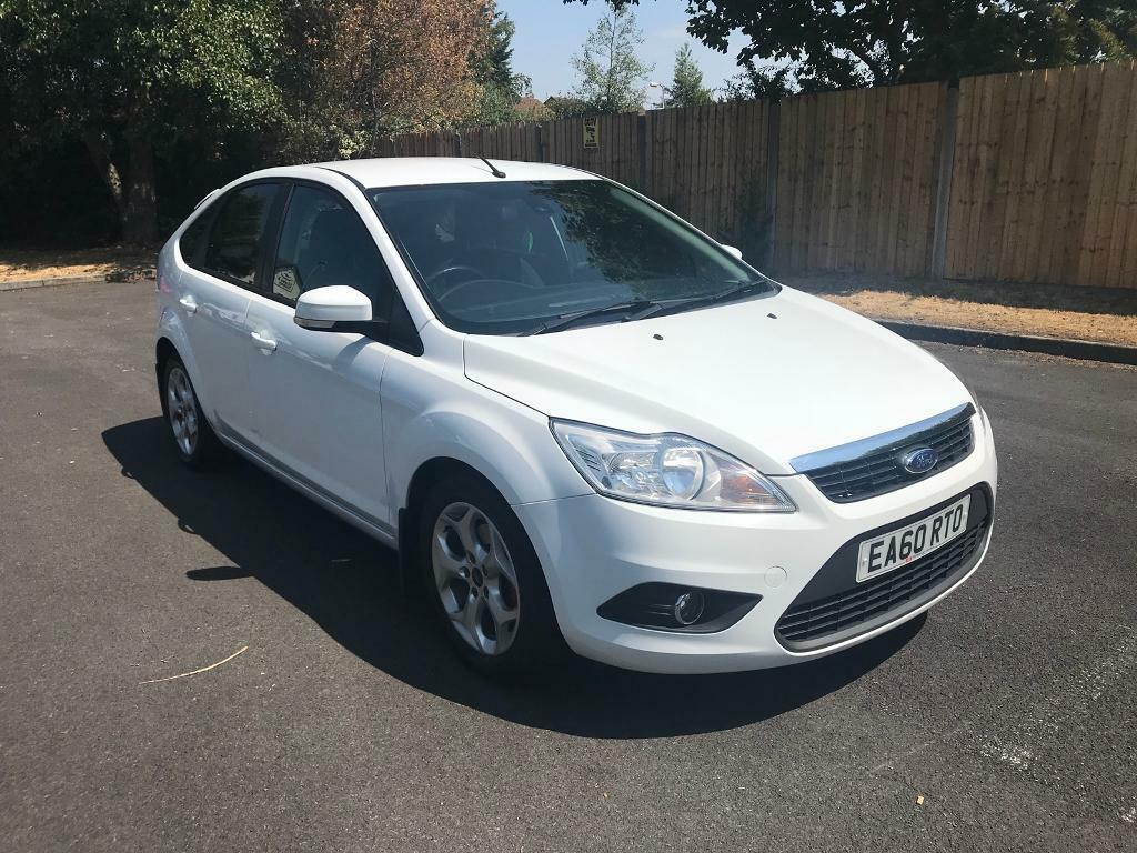 2010 /60 Ford Focus 1.6 Sport (full service history, timing belt just  replaced)