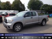 2010 Toyota Tundra SR5 local trade 6 pass 4x4 clean carproof