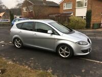 Seat Altea XL PD170 remapped