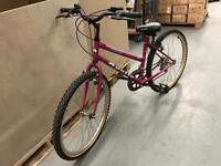Women's Apollo Aguila Mountain Bike - Metallic Dark Pink