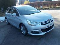 2011 11 CITROEN C4 1.6 HDI VTR + 5 DOOR £20 ROAD TAX CALL 07791629657
