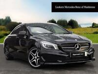 Mercedes-Benz CLA CLA200 CDI AMG SPORT (black) 2014-07-14