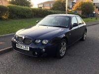 MG ZT 1.8 120 Petrol. MOT August 2019. One owner car from new