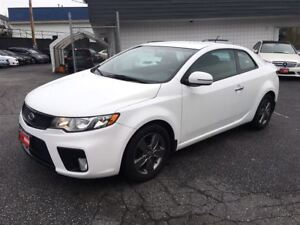 2011 Kia Forte Koup Coquitlam 604-298-6161 YEAR END CLEARANCE SA