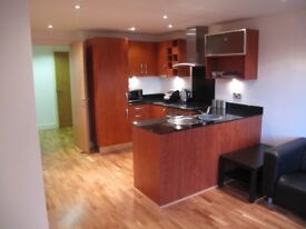 No longer available ——- Large 1 Bedroom Apartment for rent Magellan House, Clarence Dock