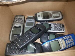 Nokia cell phones early 2000