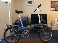 Dahon fold up bike