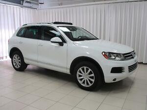 2014 Volkswagen Touareg TEST DRIVE TODAY!!! 3.0L TDI DIESEL SUV