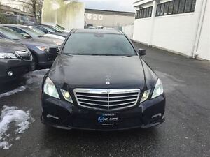 2011 Mercedes-Benz E-Class E350 AMG No Accidents! Easy Approvals