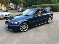 BMW 320Ci M Sport Convertible• Auto