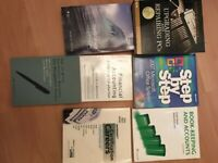 Various Books - £5 each or £40 for all