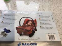 Maxi-Cosi Cabriofix Car Seat Footmuff - Group 0+